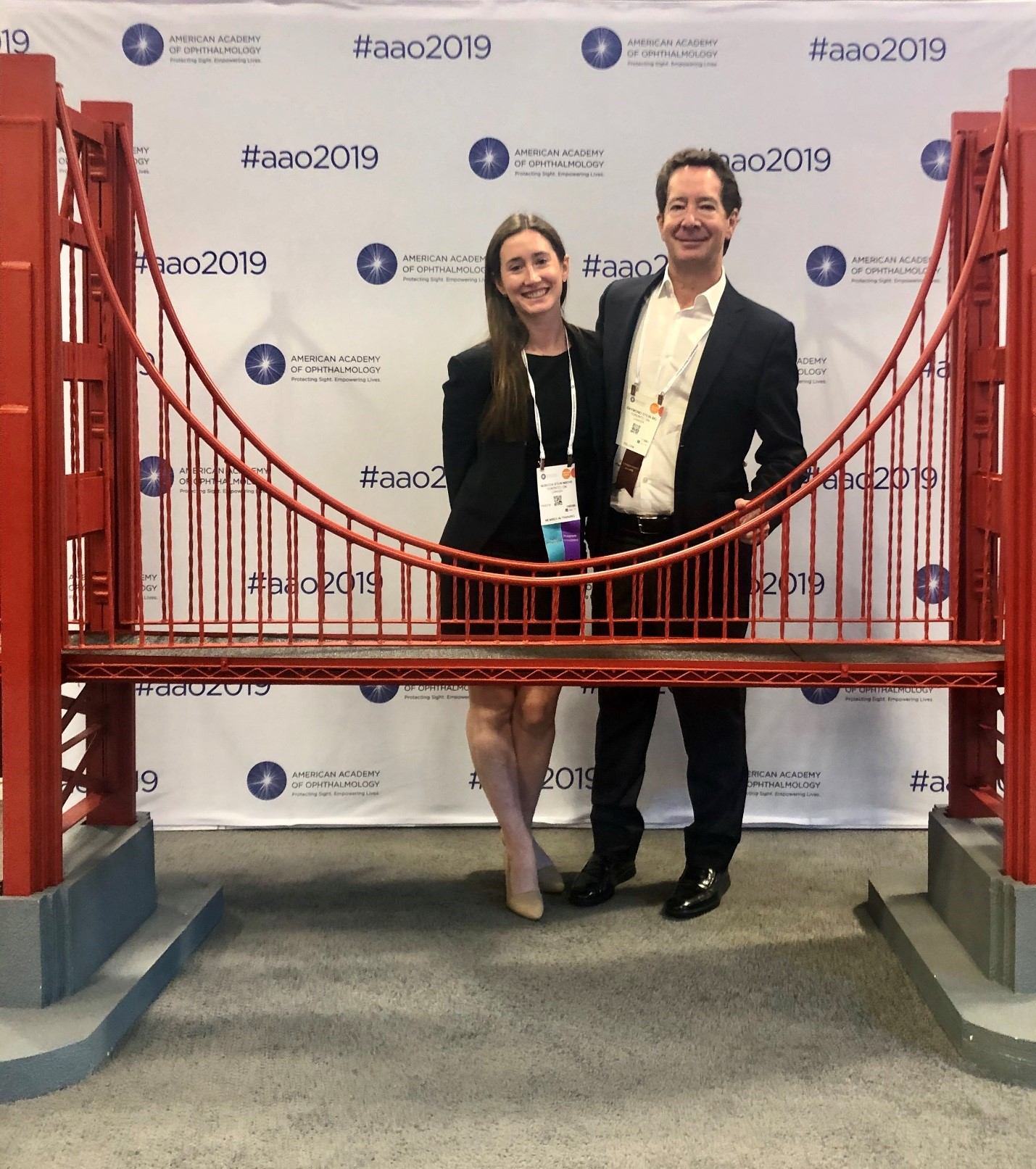 American Academy of Ophthalmology's Annual Conference 2019